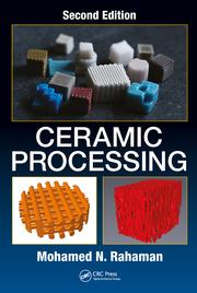 Ceramic Processing - 2nd Edition book cover