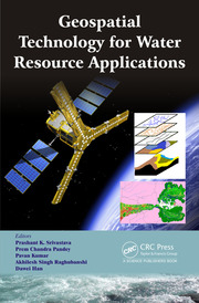 Geospatial Technology for Water Resource Applications - 1st Edition book cover