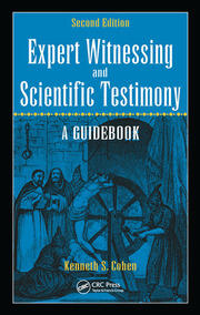 Expert Witnessing and Scientific Testimony - 2nd Edition book cover