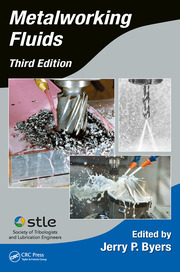 Metalworking Fluids - 3rd Edition book cover