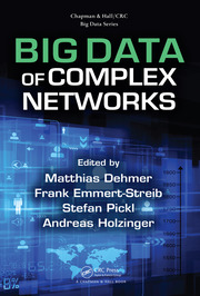 Big Data of Complex Networks