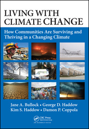 Living with Climate Change - 1st Edition book cover