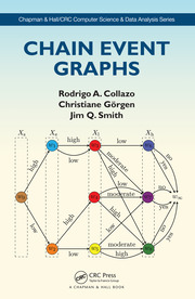 Chain Event Graphs - 1st Edition book cover