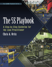 The 5S Playbook - 1st Edition book cover