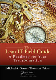The Lean IT Field Guide - 1st Edition book cover