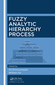Fuzzy Analytic Hierarchy Process