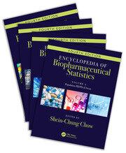 Encyclopedia of Biopharmaceutical Statistics - Four Volume Set