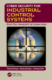 Cyber Security for Industrial Control Systems - 1st Edition book cover
