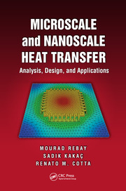 Microscale and Nanoscale Heat Transfer - 1st Edition book cover