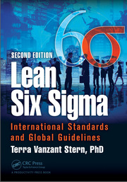 Lean Six Sigma : International Standards and Global Guidelines, Second Edition - 2nd Edition book cover