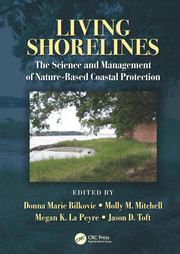 Living Shorelines - 1st Edition book cover
