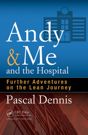 Andy & Me and the Hospital - 1st Edition book cover