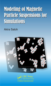 Modeling of Magnetic Particle Suspensions for Simulations - 1st Edition book cover