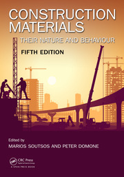 Construction Materials - 5th Edition book cover