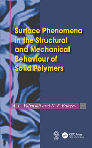 Surface Phenomena in the Structural and Mechanical Behaviour of Solid Polymers - 1st Edition book cover