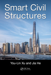 Smart Civil Structures - 1st Edition book cover