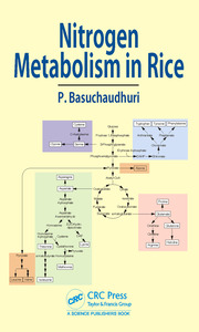 Nitrogen Metabolism in Rice - 1st Edition book cover