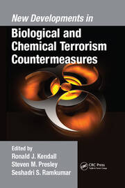 New Developments in Biological and Chemical Terrorism Countermeasures - 1st Edition book cover