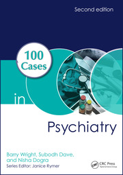 100 Cases in Psychiatry - 2nd Edition book cover