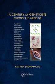 A Century of Geneticists - 1st Edition book cover