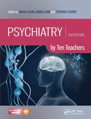 Psychiatry by Ten Teachers - 2nd Edition book cover