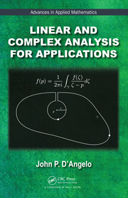 Linear and Complex Analysis for Applications - 1st Edition book cover