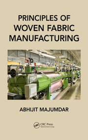 Principles of Woven Fabric Manufacturing - 1st Edition book cover