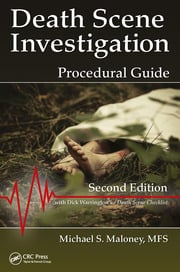 Death Scene Investigation - 2nd Edition book cover