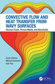 Convective Flow and Heat Transfer from Wavy Surfaces: Viscous Fluids, Porous Media, and Nanofluids