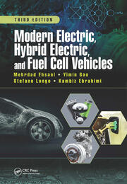 Modern Electric, Hybrid Electric, and Fuel Cell Vehicles - 3rd Edition book cover