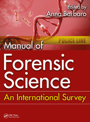 Manual of Forensic Science - 1st Edition book cover