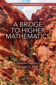 A Bridge to Higher Mathematics