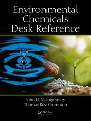 Environmental Chemicals Desk Reference - 1st Edition book cover