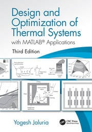 Design and Optimization of Thermal Systems, Third Edition - 3rd Edition book cover