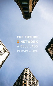 The Future X Network: A Bell Labs Perspective