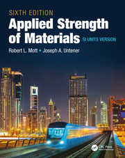 Applied Strength of Materials SI Units Version - 6th Edition book cover