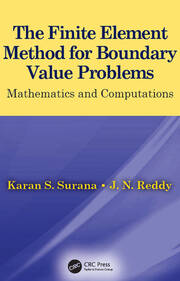 The Finite Element Method for Boundary Value Problems - 1st Edition book cover