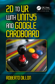 2D to VR with Unity5 and Google Cardboard - 1st Edition book cover