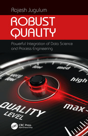 Robust Quality - 1st Edition book cover