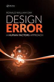 Design Error - 1st Edition book cover