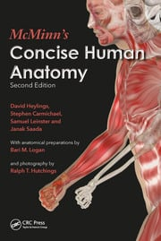 McMinn's Concise Human Anatomy - 2nd Edition book cover