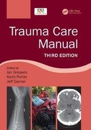 Trauma Care Manual - 3rd Edition book cover