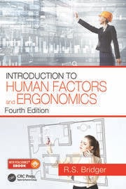 Introduction to Human Factors and Ergonomics - 4th Edition book cover