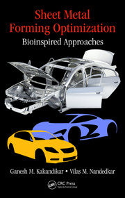 Sheet Metal Forming Optimization - 1st Edition book cover