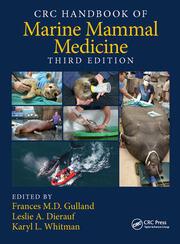 CRC Handbook of Marine Mammal Medicine -  3rd Edition book cover