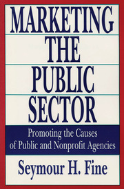 Marketing the Public Sector - 1st Edition book cover