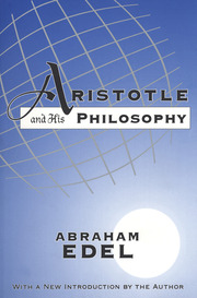 Aristotle and His Philosophy - 2nd Edition book cover