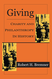 Giving - 1st Edition book cover