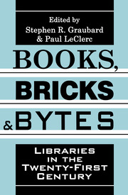 Books, Bricks and Bytes - 1st Edition book cover