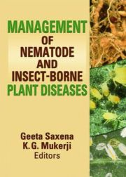 Management of Nematode and Insect-Borne Diseases